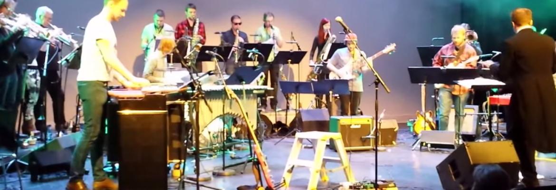 Spiller Grand Wazoo av Zappa
