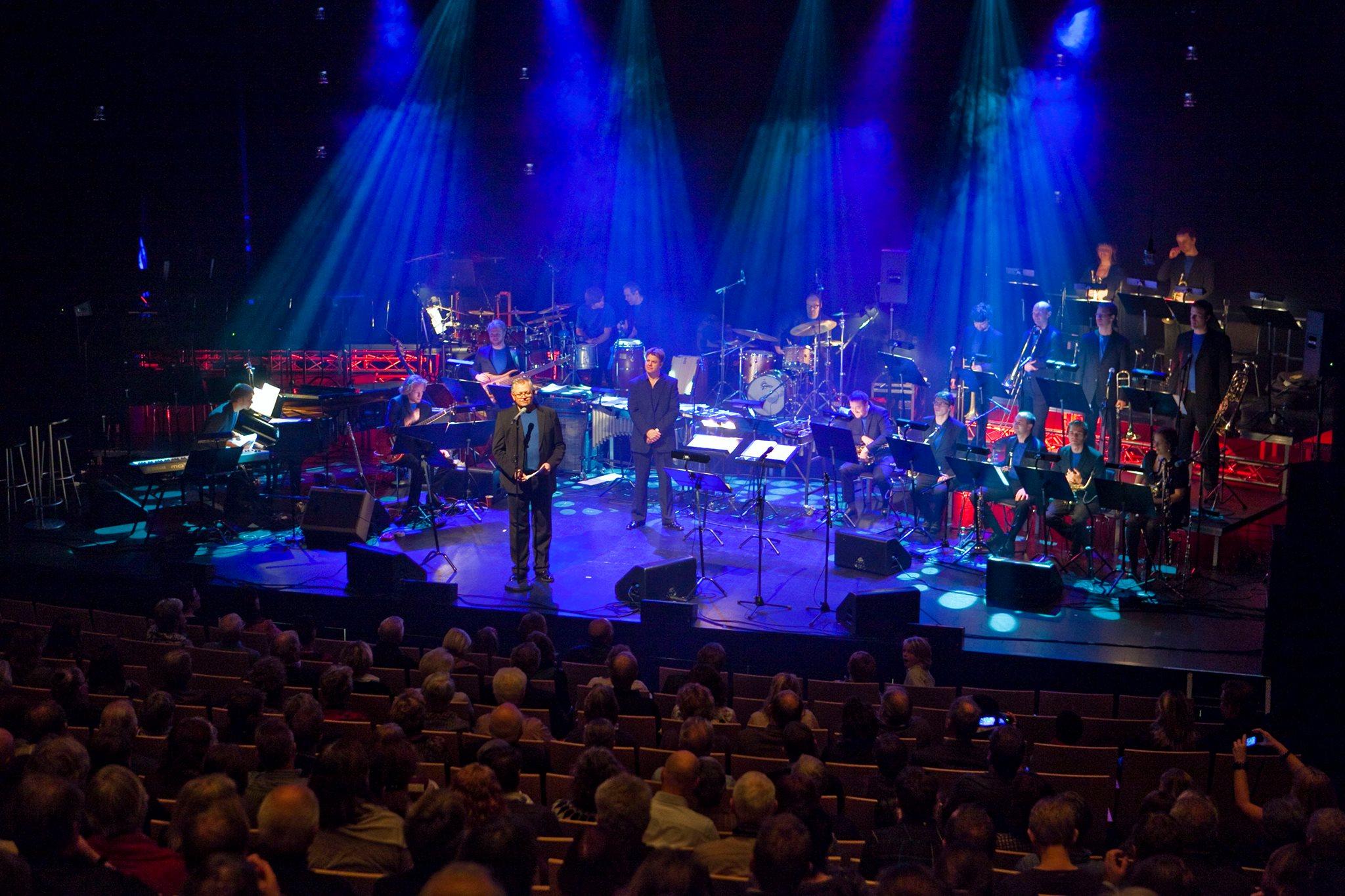 Prime Time Orchestra Sandvika teater våren 2015