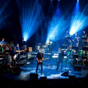 Ida Holten Worsøe & Håvard Bakke in concert Prime Time Orchestra with strings Sandvika Teater 15.05.2015