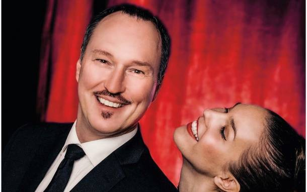 Something to live for, med Peter Asplund og Isabella Lundgren