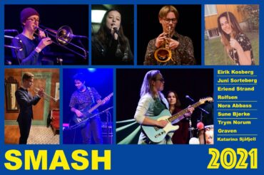 Smash 2021 – Unge talenter